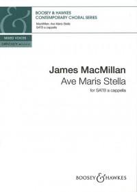 MacMillan, J: Ave Maris Stella