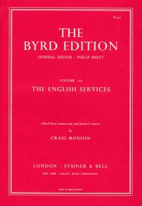 Byrd: The English Services