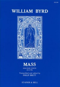 Byrd: Mass for Four Voices