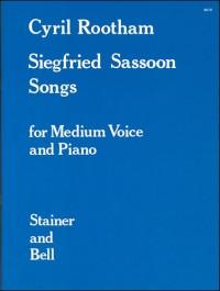 Rootham: Songs, Book 2 (Siegfried Sassoon Songs)