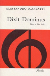 Scarlatti: Dixit Dominus