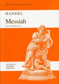 G.F. Handel: Messiah (Watkins Shaw) - Paperback Edition Vocal Score