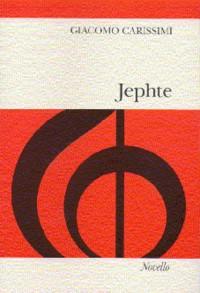 Carissimi: Jephte
