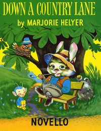 Marjorie Heller: Down A Country Lane