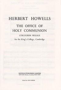Herbert Howells: Communion Service (Collegium Regale)