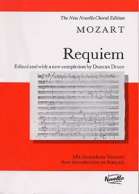 W.A. Mozart: Requiem K.626 (Vocal Score)