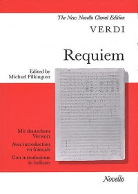 Giuseppe Verdi: Requiem (Vocal Score)