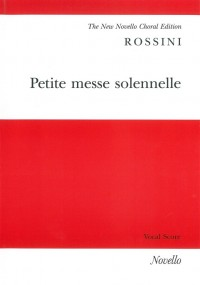 Rossini: Petite Messe Solennelle (Vocal Score)