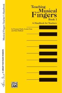 Musical Fingers, Teacher's Handbook