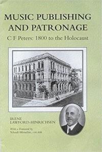 Music Publishing and Patronage