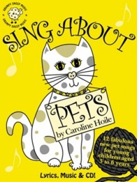 Sing About Pets Bk & CD
