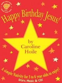 Happy Birthday Jesus Bk & CD