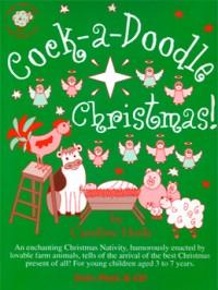 Cock-A Doodle Christmas Bk & CD