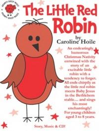 Little Red Robin Bk & CD