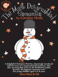 Most Disgruntled Snowman Book & CD