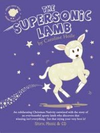 Supersonic Lamb Christmas Nativity Book & CD