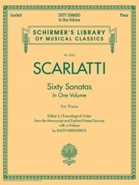 Domenico Scarlatti: Sixty Sonatas - Books 1 And 2