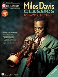 Jazz Play Along: Miles Davis Classics - 10 Favorite Tunes