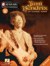 Jazz Play Along: Volume 80 - Jimi Hendrix