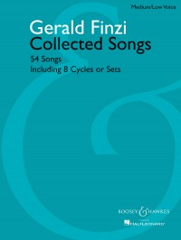 Finzi, G: Collected Songs