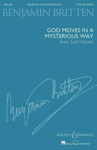 Britten, B: God moves in a mysterious way op. 42