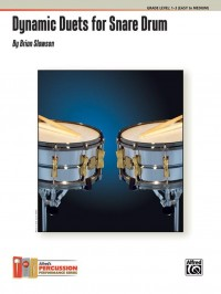 Brian Slawson: Dynamic Duets For Snare Drum