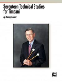 Seventeen Technical Studies for Timpani