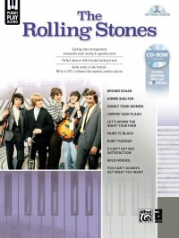 Piano Play-Along: The Rolling Stones