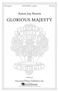 Aaron Jay Kernis: Glorious Majesty