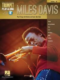 Trumpet Play-Along Volume 6: Miles Davis (Book/Online Audio)