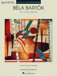 Bartok, B: Ten Easy Pieces