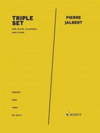 Jalbert, P: Triple Set