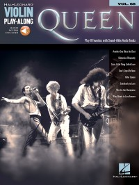 Queen: Violin Play-Along - Volume 68