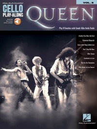 Queen: Cello Play-Along Volume 8