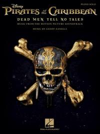 Pirates Of The Caribbean - Dead Men Tell No Tales (Piano Solo)