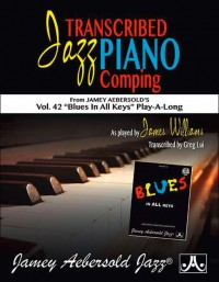 Transcribed Piano Comping (from Vol.42)