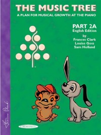 The Music Tree: English Edition Student's Book, Part 2A