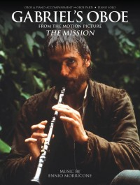 Ennio Morricone: Gabriel's Oboe (Piano Solo Or Oboe/Piano)