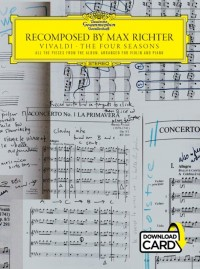 Recomposed By Max Richter: Vivaldi, The Four Seasons (Book/Audio Download)