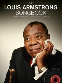 The Louis Armstrong Songbook (Book/CD)