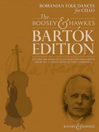 Bartók: Romanian Folk Dances for Cello