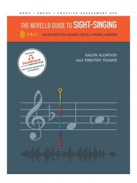The Novello Guide To Sight-singing Sheet Music Book With Video Vocals Voice Sheet Music & Song Books