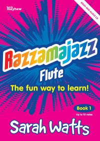 Watts: Razzamajazz For Flute