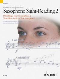 Saxophone Sight-Reading 2 Vol. 2