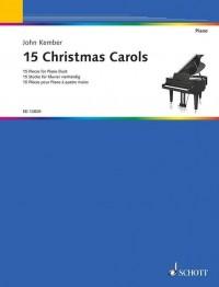 Kember, J: 15 Christmas Carols