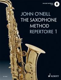 John O'Neill: The Saxophone Method, Repertoire Book 1