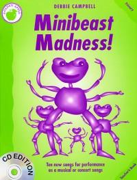 Debbie Campbell: Minibeast Madness!
