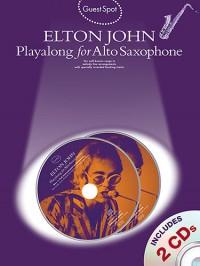 Guest Spot: Elton John Playalong For Alto Saxophone