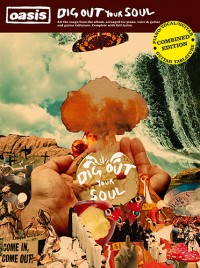 Oasis: Dig Out Your Soul - Combined TAB and PVG Edition