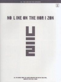 U2: No Line On The Horizon (TAB)